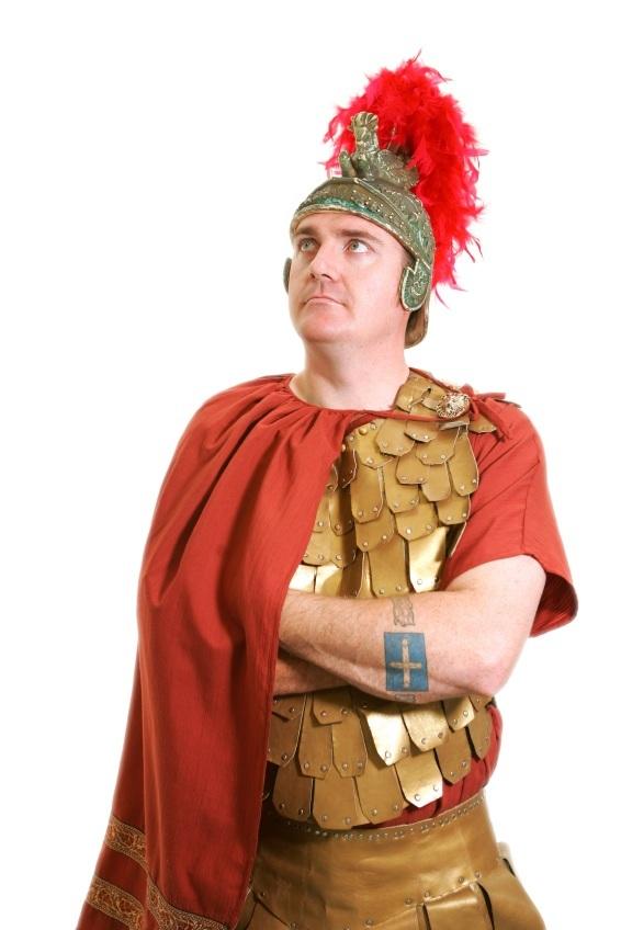 Roman Theatre Costume