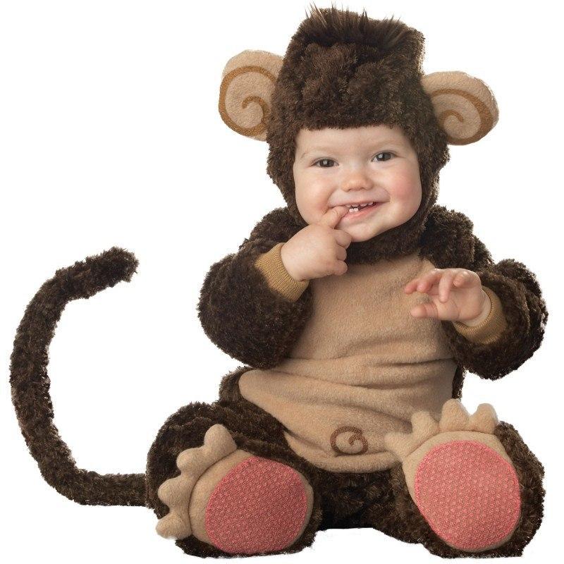 Baby Monkey Costume
